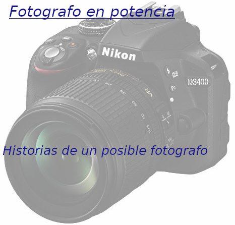 Fotografo en potencia